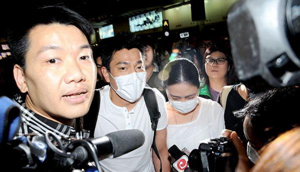 朱丽倩被曝产下一女 天王刘德华升级做爸爸