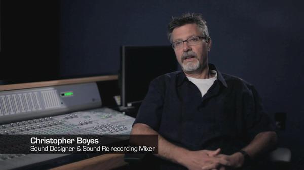Christopher Boyes谈《复仇者联盟》(The Avengers)的音效设计与混音