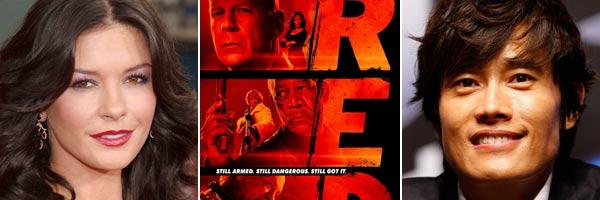 凯瑟琳·泽塔·琼斯和李秉宪加盟《赤焰战场2》