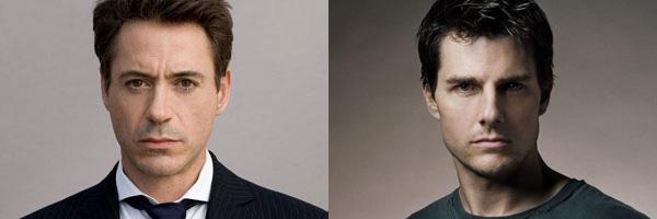 华纳力促汤姆·克鲁斯、小罗伯特·唐尼合作《总统先生》