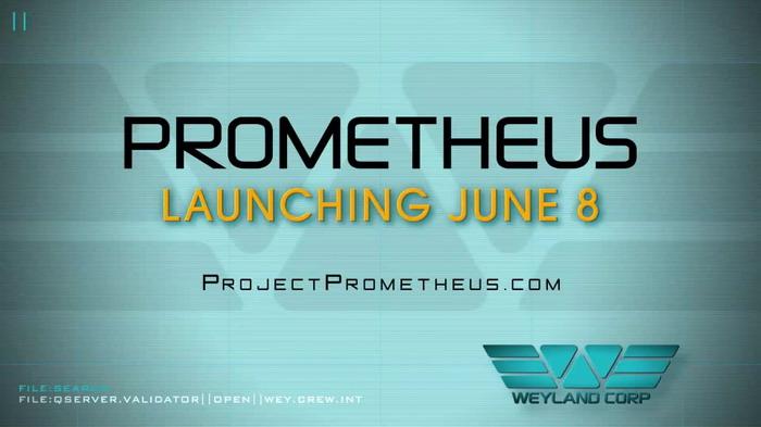 《普罗米修斯》(Prometheus)病毒短片Quiet Eye 人类起源秘密将被揭开
