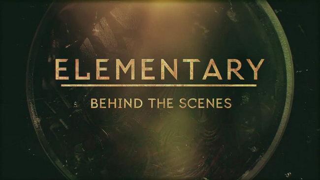CBS《美版福尔摩斯/基本演绎法》(Elementary)预告片