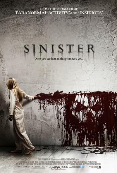 伊桑·霍克 新片《险恶》(Sinister)高清预告片