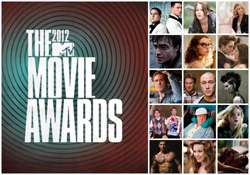 2012年MTV电影奖(MTV Movie Awards)获奖名单
