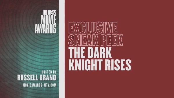 《黑暗骑士崛起》(The Dark Knight Rises)MTV电影奖 特别片花曝光