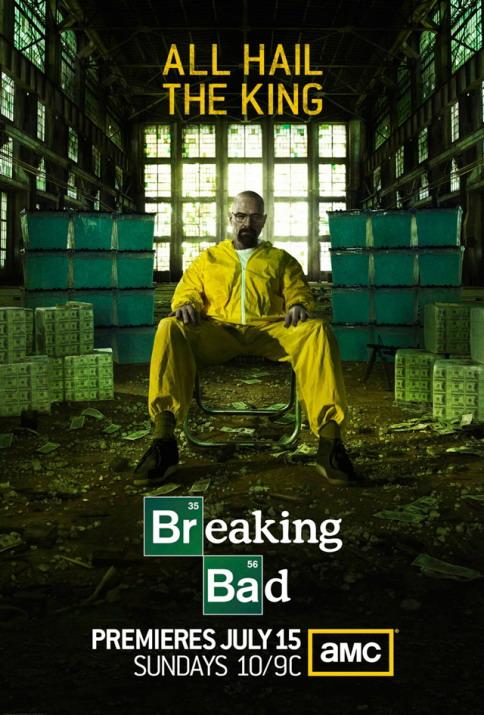 《绝命毒师》(Breaking Bad) 第五季预告片