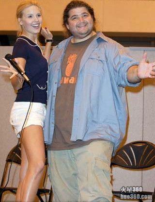 《迷失》男星Jorge Garcia将客串《加州靡情》