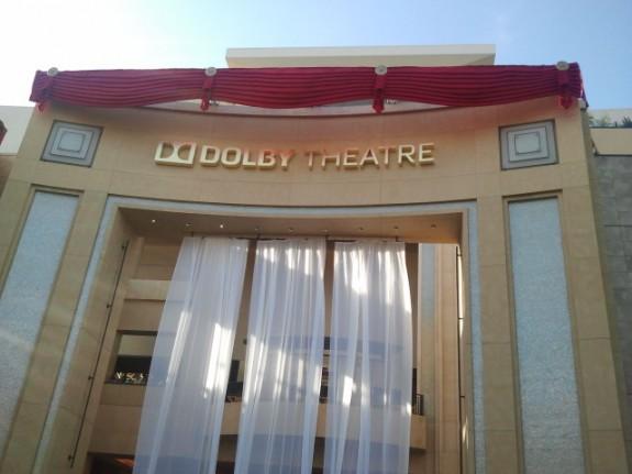 """好莱坞""""杜比剧院""""(Dolby Theater)亮相"""