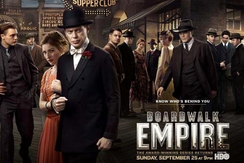 《海滨帝国》(Boardwalk Empire)第3季制作特辑以及前瞻预告