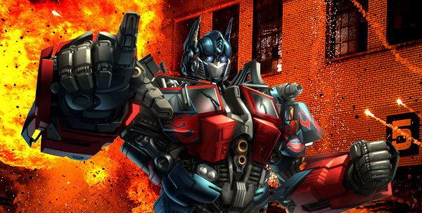 《变形金刚4》(Transformers 4)的故事或将移师太空
