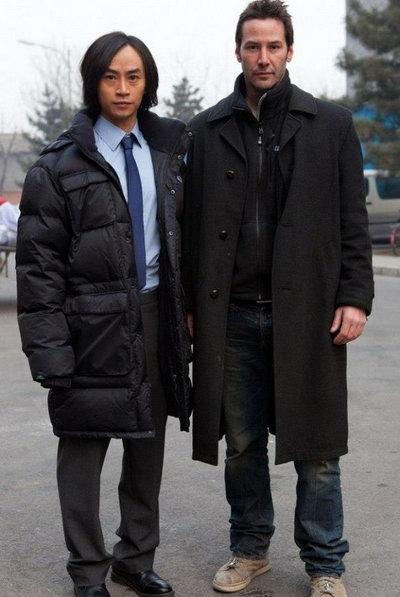 李维斯《太极侠》(Man of Tai Chi)香港开拍 首支幕后花絮曝光
