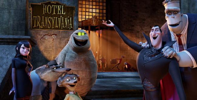《精灵旅社/怪物酒店》(Hotel Transylvania)双预告片发布