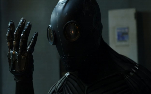 《原型》(The Prototype):《勇者行动》幕后团队打造科幻动作片