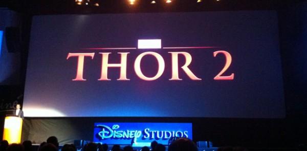 《雷神2》预计2013年11月8号在北美上映,Alan Taylor执导