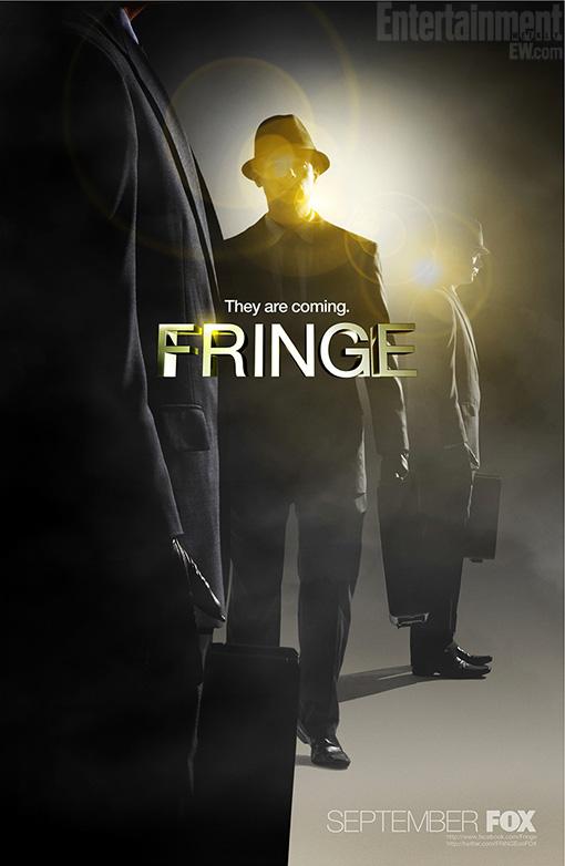 《危机边缘》(Fringe)新季海报发布 终极对决即将上演
