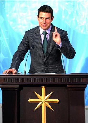 汤姆克鲁斯(Tom Cruise)和凯蒂霍尔姆斯(Katie Holmes)婚前协议曝光 内容苛刻且变态