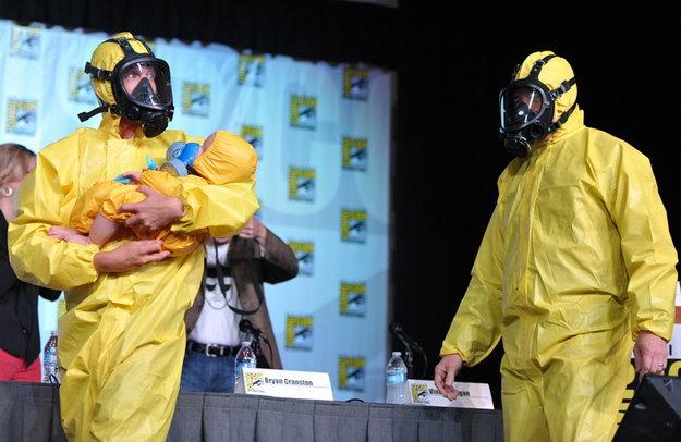 《绝命毒师》(Breaking Bad)曝最新3分钟预告 主创谈最终季