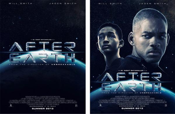 《重返地球》(After Earth)首曝病毒视频 威尔·史密斯父子联手科幻大作