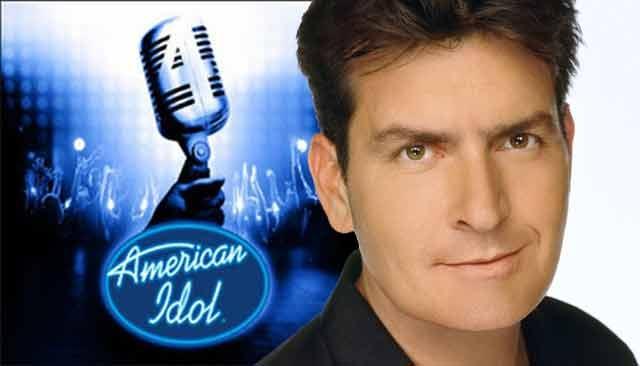 查理·辛(Charlie Sheen)有意担任《美国偶像 American Idol》评委