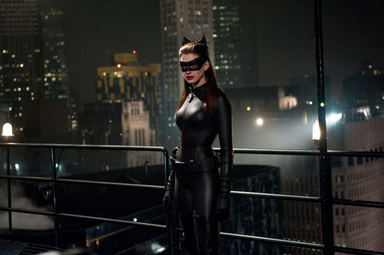 "华纳或为""猫女""(Selina Kyle/Catwoman)拍摄外传"