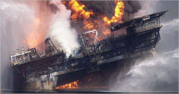 顶峰影业将把墨西哥湾漏油事件搬上银幕