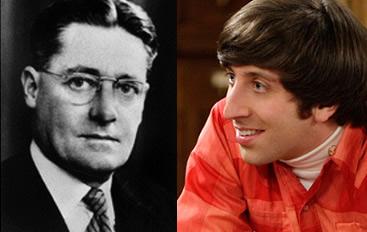 生活大爆炸(The Big Bang Theory)原来这些天才现实中真的存在