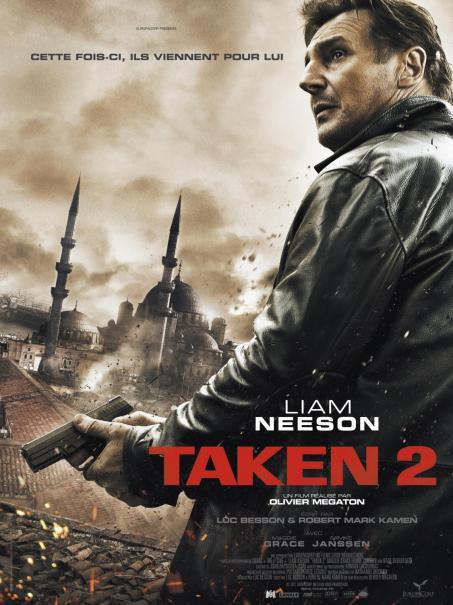 《飓风营救2》(Taken 2)美版全长预告 连姆大叔杀敌救妻女