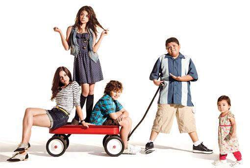 《摩登家庭》(Modern Family)小演员们要求加薪