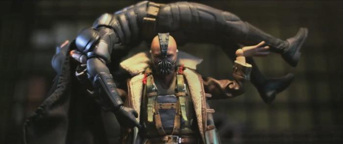 定格动画《蝙蝠侠:黑暗骑士陨落》(Batman: Dark Knightfall)
