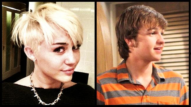 Jake的春天要来了 麦莉·赛勒斯(Miley Cyrus)将客串《好汉两个半》