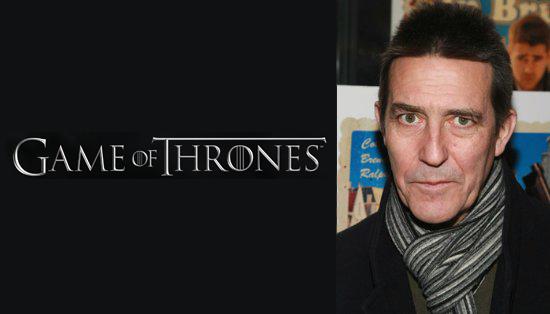 《罗马》男星Ciarán Hinds加盟《权力的游戏》(Game of Thrones)第三季