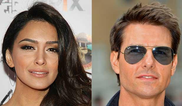 《老爸老妈的浪漫史》女星Nazanin Boniadi曾为成为Tom Cruise女友试选