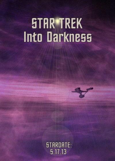 《星际迷航》续集叫《星际迷航:坠入黑暗》(Star Trek Into Darkness)