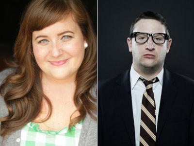喜剧演员Aidy Bryant和Tim Robinson将加盟《周六夜现场》(Saturday Night Live)