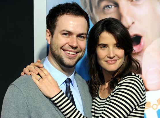 《老爸老妈浪漫史》女星Cobie Smulders与SNL男星Taran Killiam结婚
