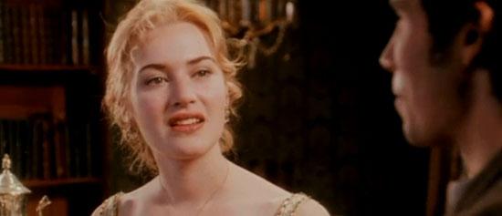 金发凯特·温斯莱特《泰坦尼克号》试镜视频曝光