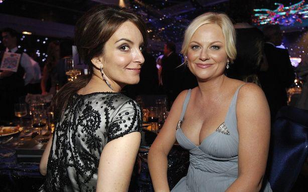 蒂娜·菲(Tina Fey)和艾米·波勒(Amy Poehler)将共同主持第70届金球奖颁奖典礼