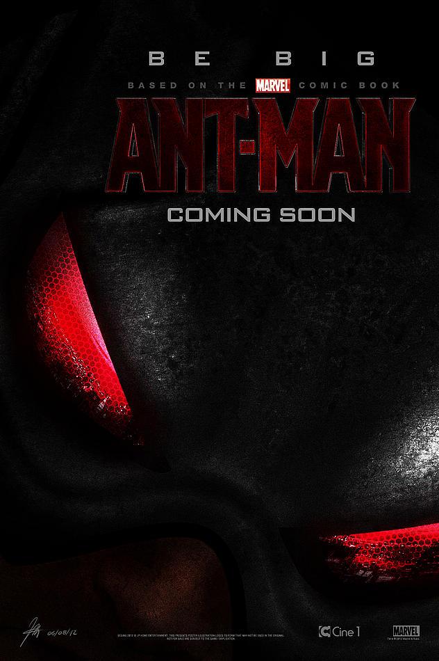 漫威《蚁人》(Ant-Man)定档《钢铁侠3》与《雷神2》都将为3D电影