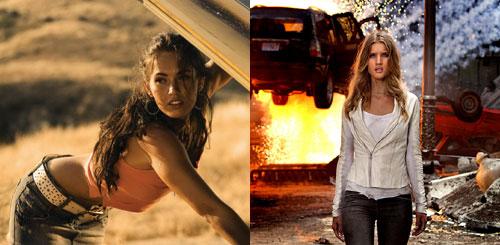 《变形金刚4》(Transformers 4)人类主角将是个女孩