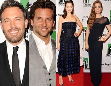 第16届好莱坞电影奖(The 16th Annual Hollywood Film Awards)获奖名单