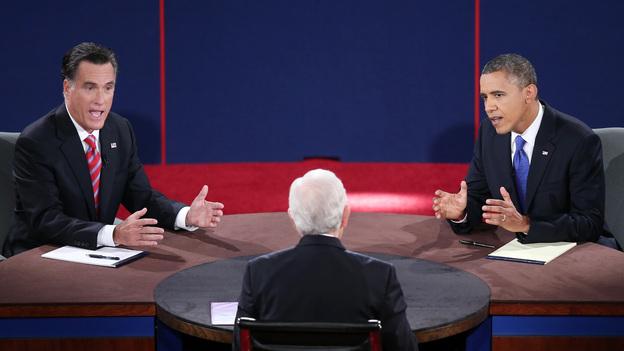 奥巴马罗姆尼 2012美国大选总统辩论 第三场 [完整版中文字幕]
