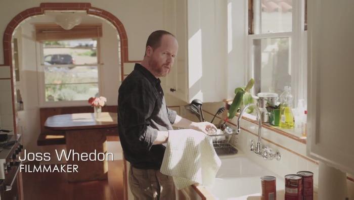 """《复仇者联盟》导演 乔斯·韦登(Joss Whedon)""""支持""""米蓉泥的视频"""