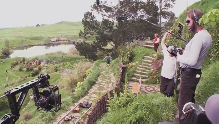 《霍比特人1:意外旅程》新日志聚焦后期制作 拍摄日志#8 #9