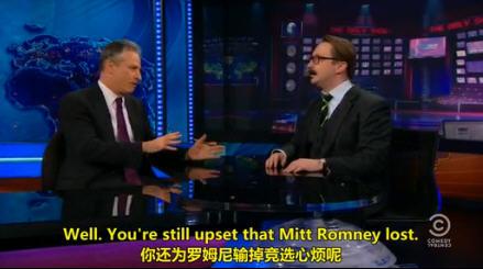 囧司徒每日秀 2012.11.29 囧司徒谈奥巴马当选 美国企业要转移到海外