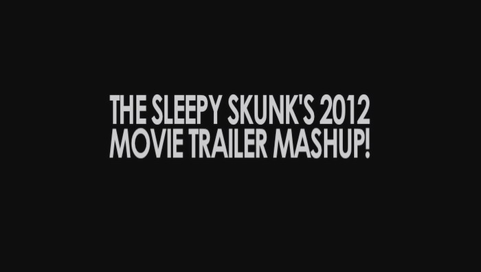 2012电影混剪季第一弹:sleepyskunk《2012预告片混剪》