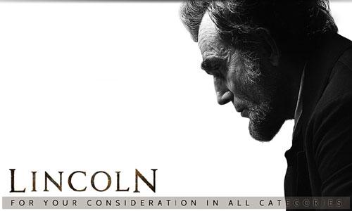 《林肯传》创记录13项提名领跑广播影评人协会奖(Critics Choice Movie Awards)