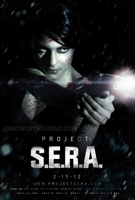 Ben Howdeshell导演的超酷僵尸题材科幻短片《Project S.E.R.A.》