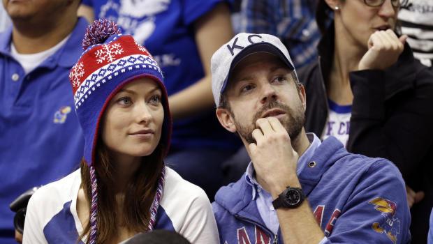 杰森·苏戴奇斯(Jason Sudeikis)和奥利维亚·王尔德(Olivia Wilde)订婚