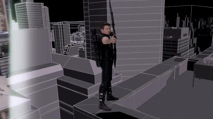 工业光魔《复仇者联盟》(The Avengers)视觉特效揭秘