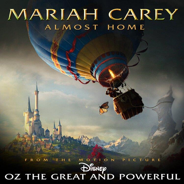 """玛丽亚·凯利《魔境仙踪》主题歌""""Almost Home"""""""